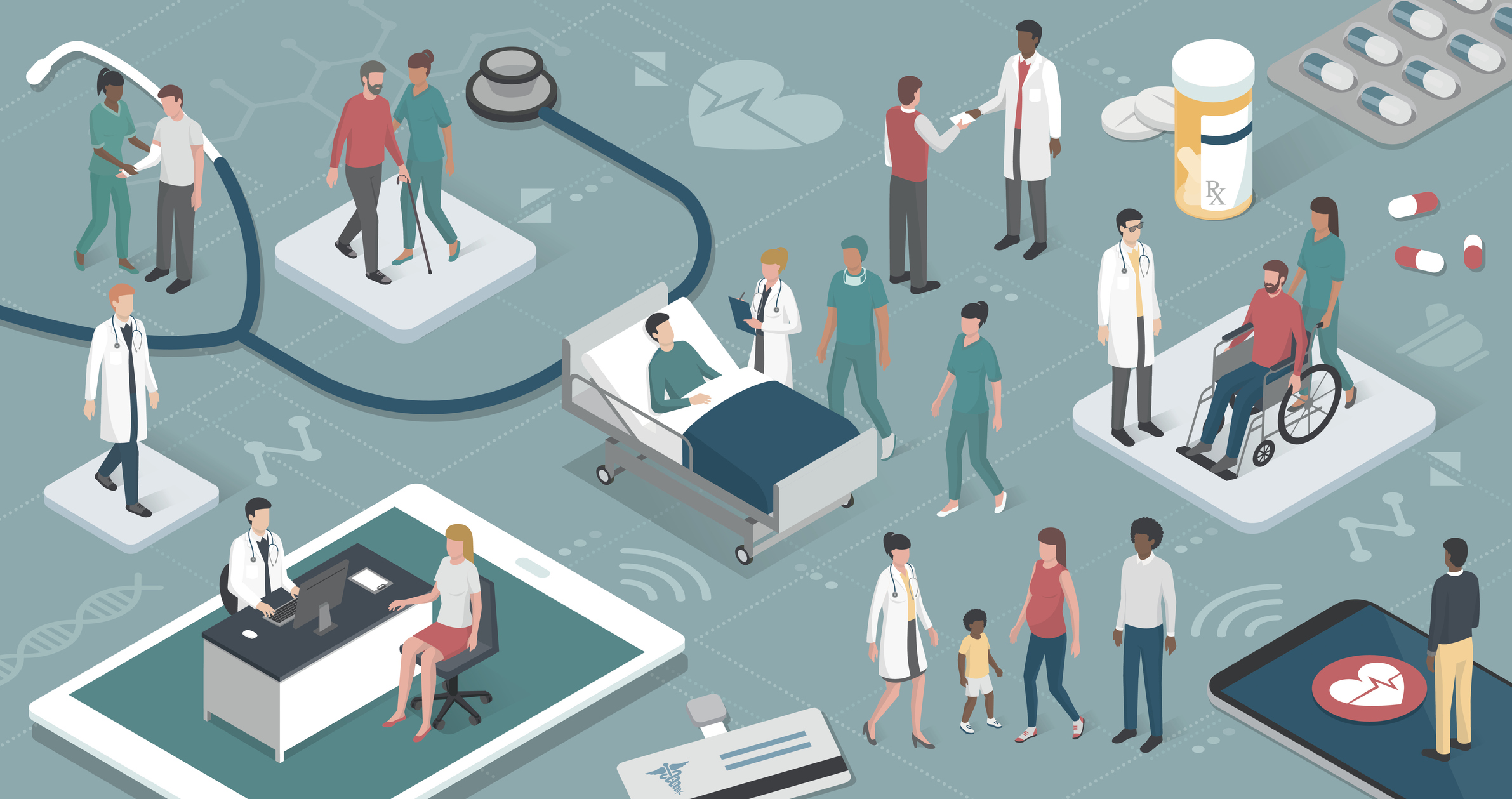 How Connected Health is Helping Hospitals Improve Healthcare Delivery