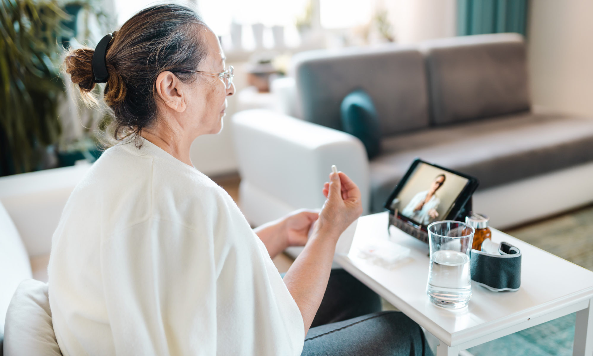 telehealth and aging population