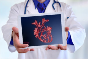 connected health for cardio disease
