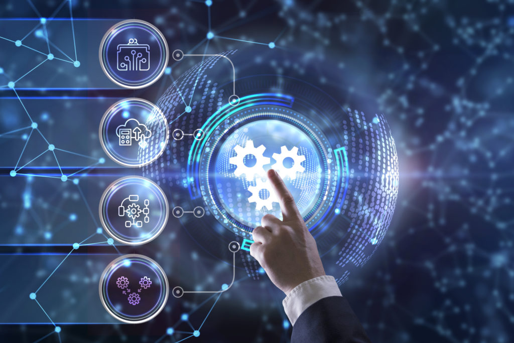 Technology automation in healthcare